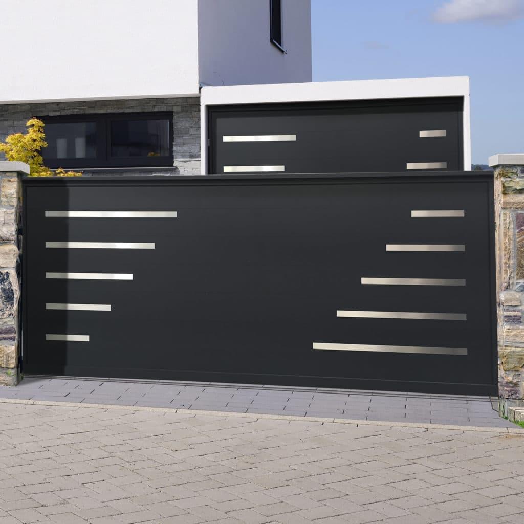 installation portail motorisé L'Isle-d'Abeau