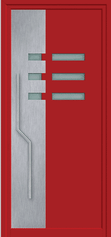 Porte d'entrée LF27