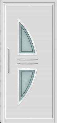 Porte d'entrée LF40