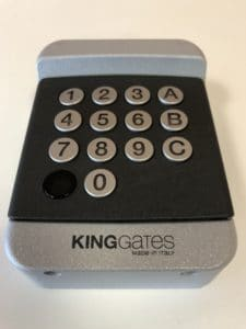 digicode king gates nice