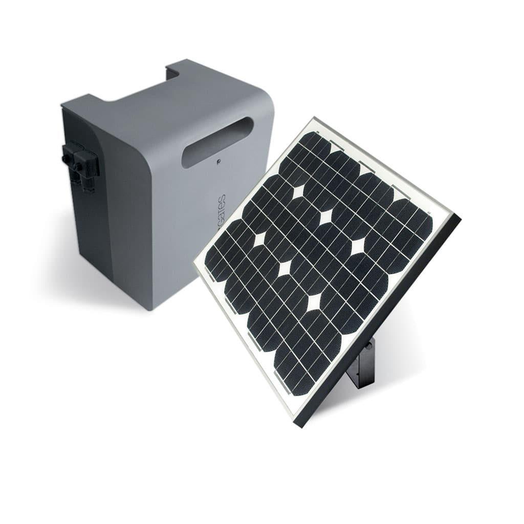 pack motorisation solaire king gates nice
