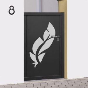 portillon alu florence