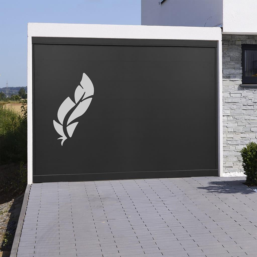 Porte de garage alu Bologne