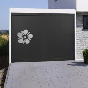 Porte de garage alu Gene